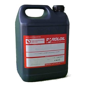 aceite de motor Turbo Diesel 20 W50 dolomitas 5 LT