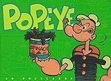 Popeye Postcard Book, E. C. Segar, 1556705824