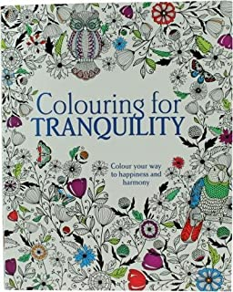 colouring for tranquility
