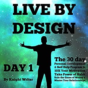 Live by Design - Day 1 Audiobook