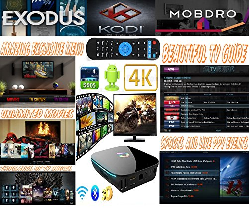 Arkodei TV 4K Android Q Box
