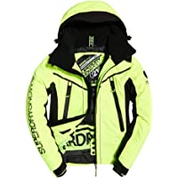 Superdry Downhill Racer Padded Chaqueta, Hombre