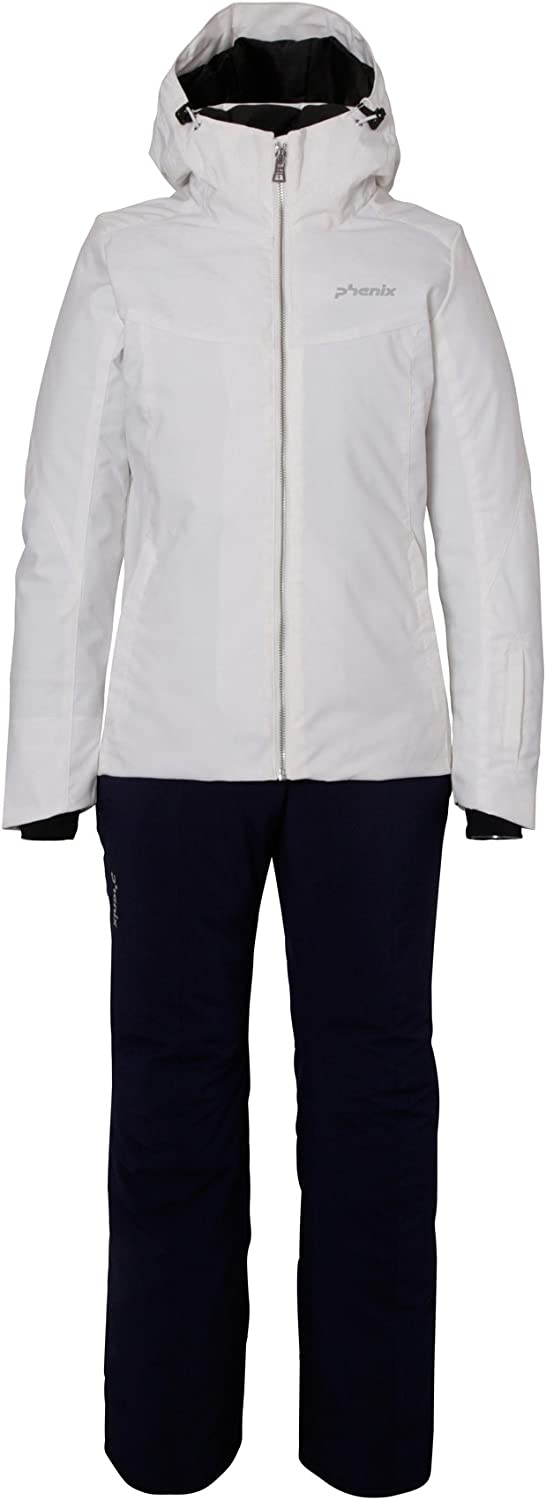 Clear Snow Two-Piece OW Medium