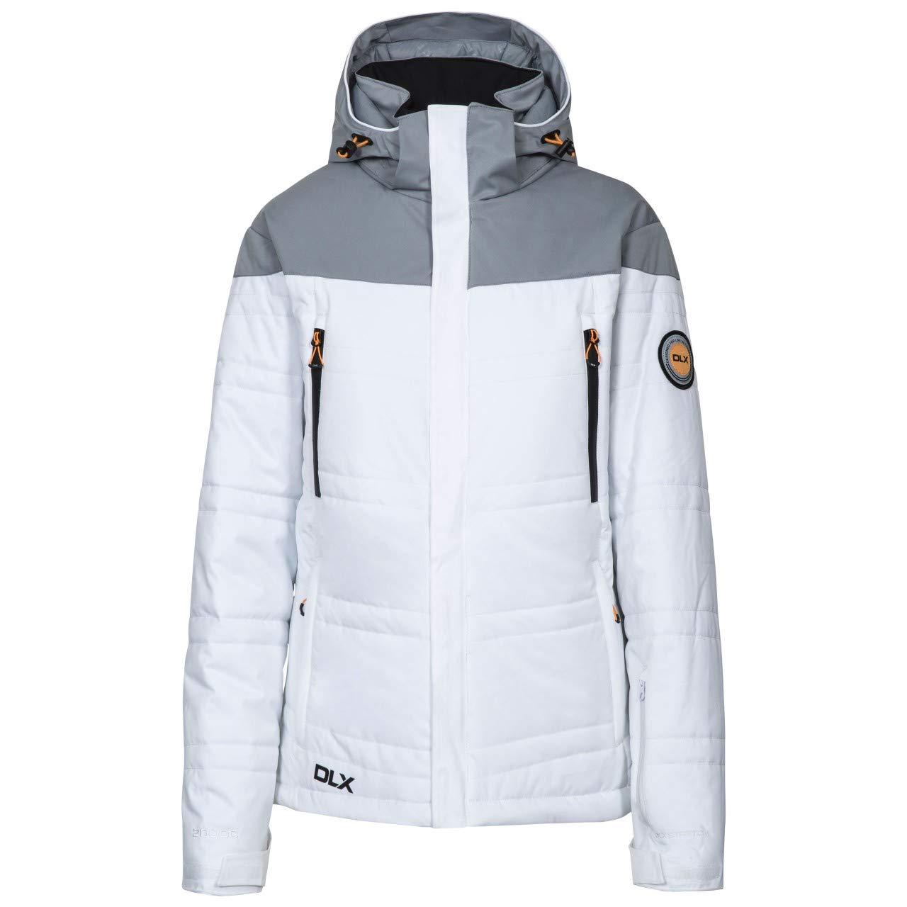 White Trespass Womens Ladies Thandie Ski Jacket