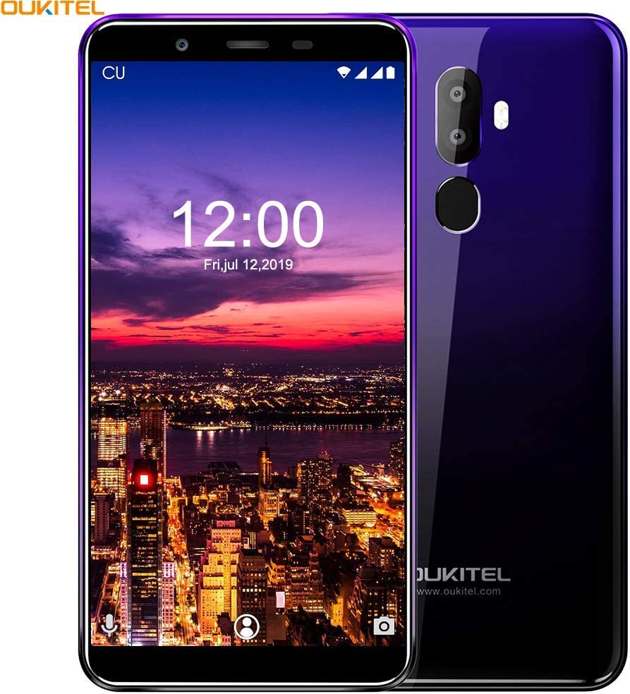 OUKITEL U25 Pro móviles Libres 4GB+64GB Smartphone Pantalla ...