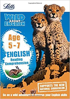 English _ Reading Comprehension Age 5-7 (Letts Wild About)