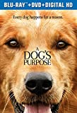 A Dog's Purpose (Blu-ray + DVD + Digital HD)