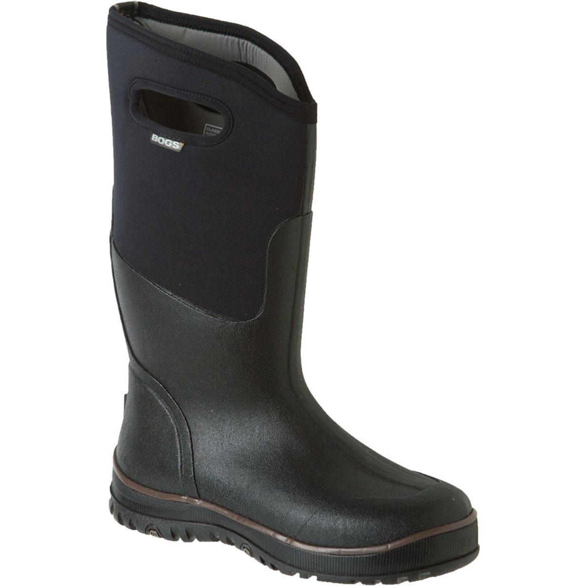 Bogs Men's Ultra High Insulated Waterproof Winter Boots - 13 D(M) US - Black