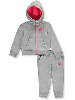 b30b7f32714a6 Nike Baby Girls 12-24 Months Dri-FIT Shine Tunic and Mesh Leggings ...