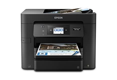 Amazon.com: Impresora todo en uno Epson WorkForce Pro WF ...