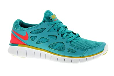 FREE RUN 2 EXT Nike Femmes Mod. 536746 Mod. 536746 303 Turbo Green