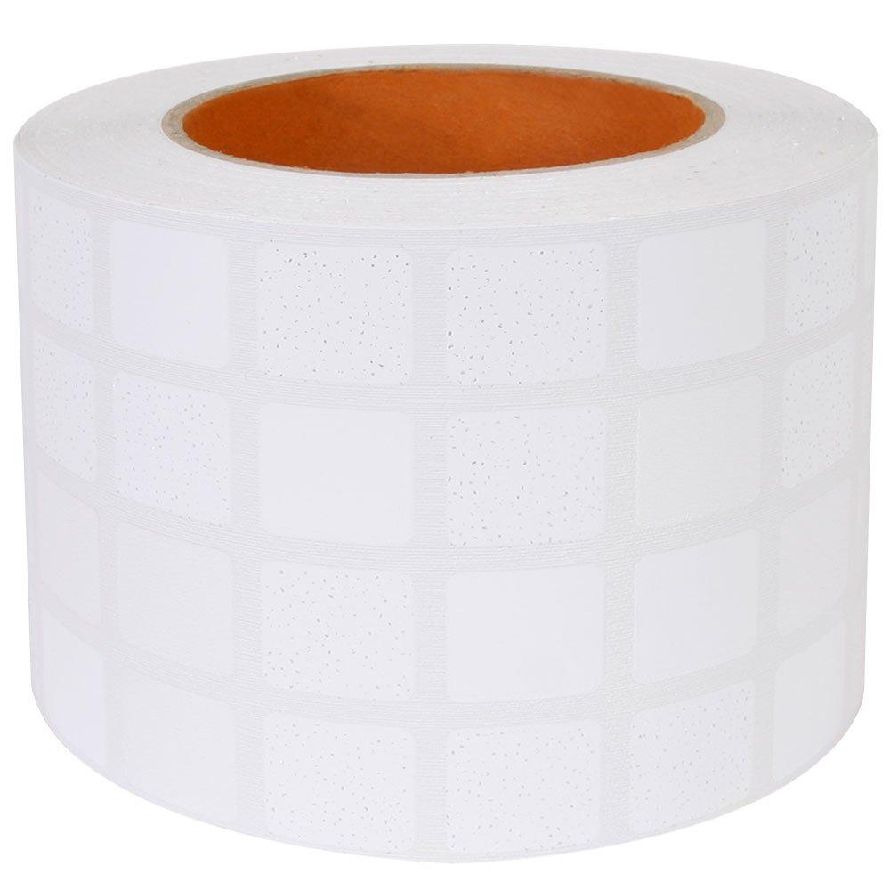 幅広マスキングテープ 白 【幅9.5cm×30m単位】壁紙シール インテリア 壁紙用 シール タイル キッチン [ホワイト] モザイクタイル はがせる リメイクシート アクセントクロス ウォールステッカー DIY 壁紙 シール クロス カッティングシート 風呂 トイレ 洗面台 かわいい B06X15LWH3ホワイト 30m単位