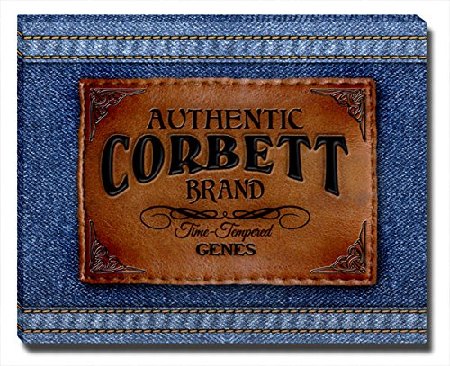 Corbett 'Genes' Gallery-Wrapped Canvas Print