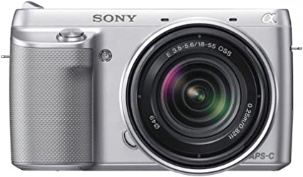 Sony Nex F3ks Systemkamera 3 Zoll Inkl Sel 18 55mm Kamera