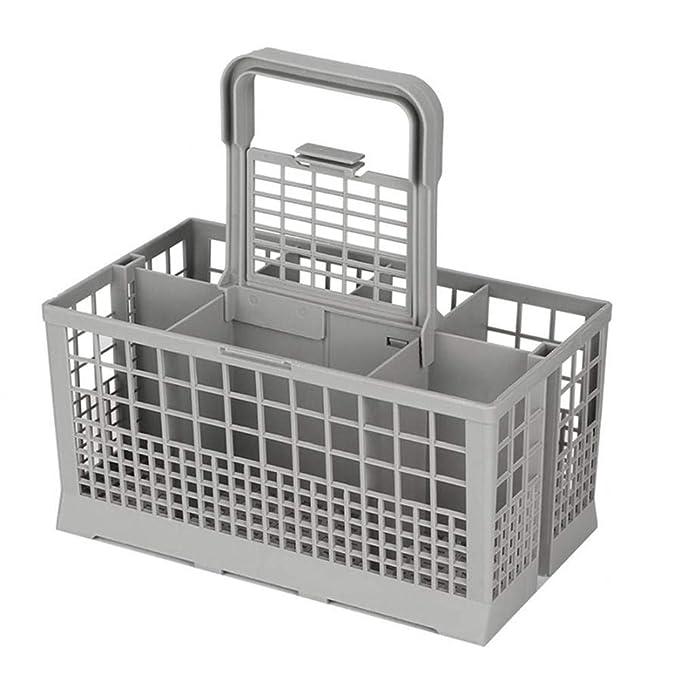 Volwco - Cesta Universal para Cubiertos de lavavajillas para ...