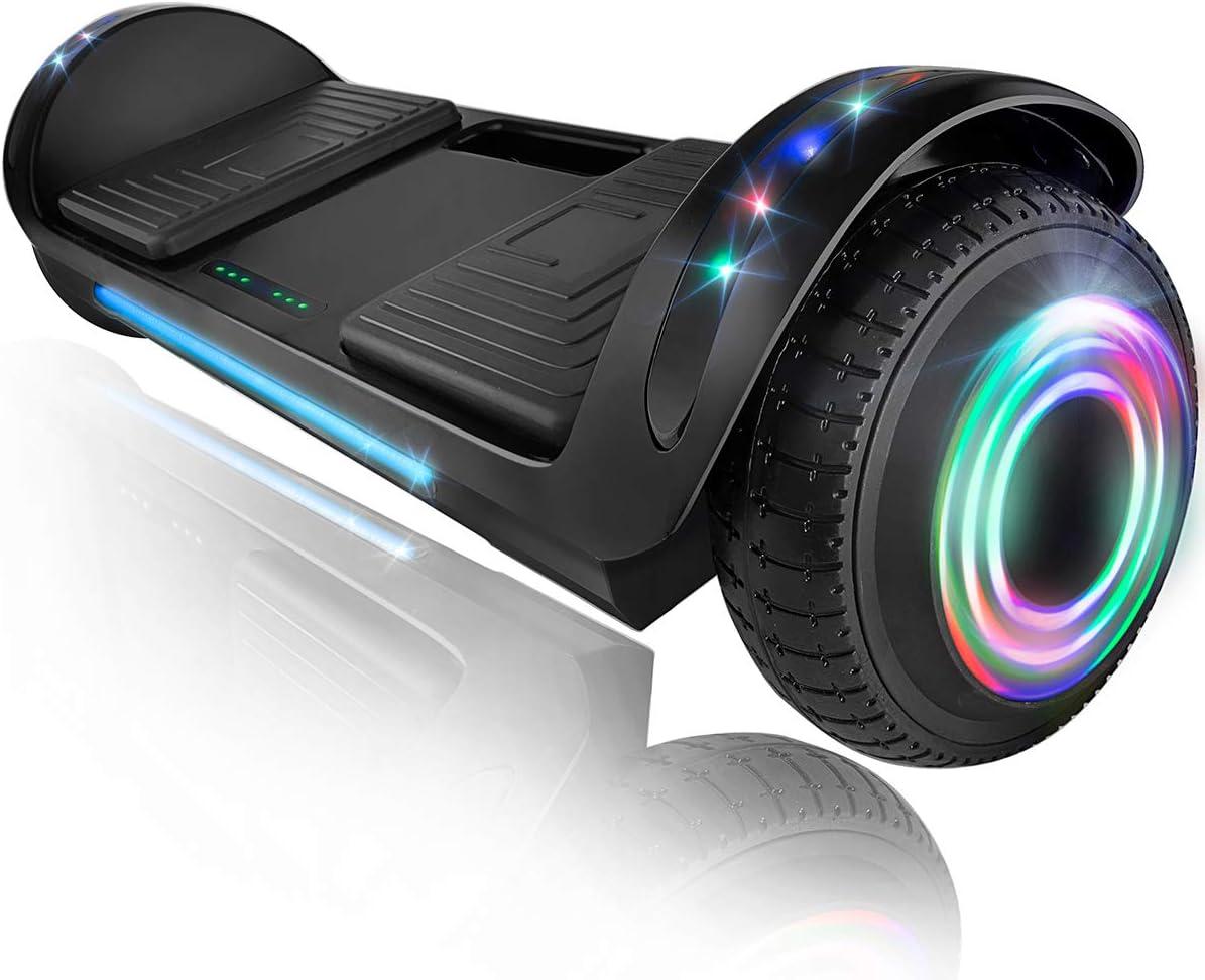 XPRIT Hoverboard - Built-in Wireless Speaker