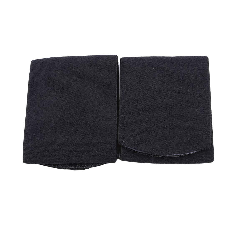 YSINFOD 1 Paire prot/ège-Tibias Bande Shin Bandage Coussins de Football /Évitez De Baisser Sports R/églable Bandage /Élastique Rouge