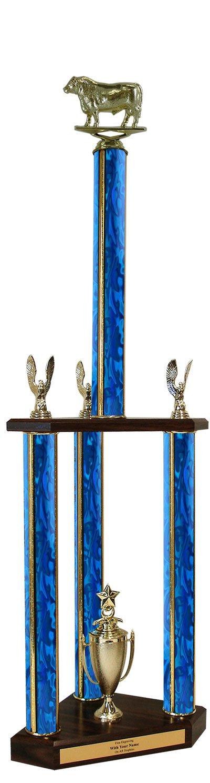 Bull Triple列Trophy – 35インチ