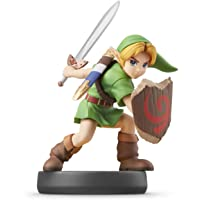 Amiibo Super Smash Bros Series Action Figure Young Link - Standard Edition