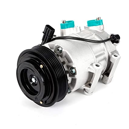 Amazon.com: AC Compressor & A/C Clutch (For Hyundai Tucson & Kia Sportage): Automotive