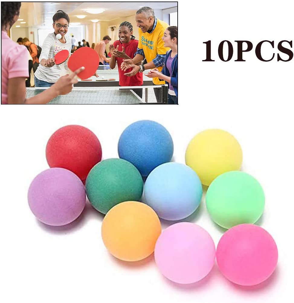 10pcs PingPong Table Tennis Balls Professional For Training Competition Sports