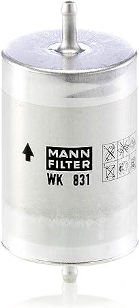 Original Mann Filter Kraftstofffilter Wk 831 Für Pkw Und Busse Auto