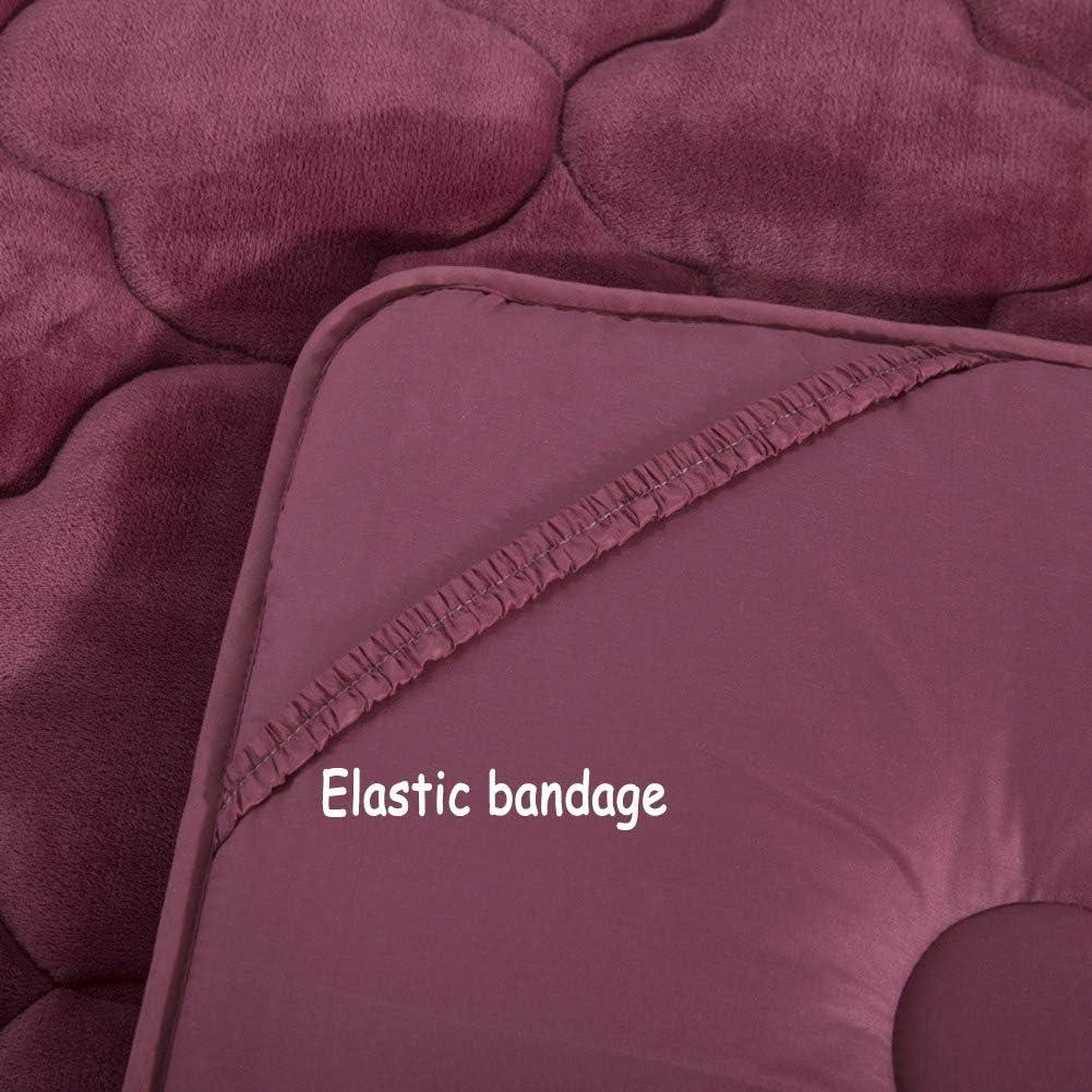 Flanell Matratze Folding Kaltschaummatratze Verdicken Sie Traditionelle Japanische Matratzenauflage Portable Matt Mat-Kamel 135x200cm Love House Tatami Tatamimatte 53x79inch