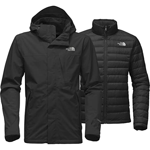 81982b59f The North Face Men's Mountain Light Triclimate Jacket