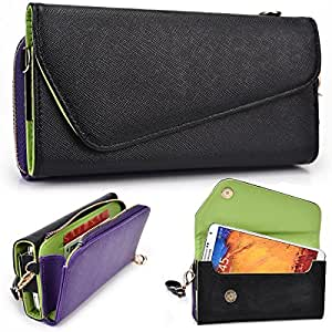 Samsung SM-N9002 Galaxy Note3 Duos Clutch with Shoulder Strap - More Colors Available!