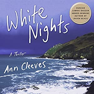 White Nights: A Thriller Audiobook