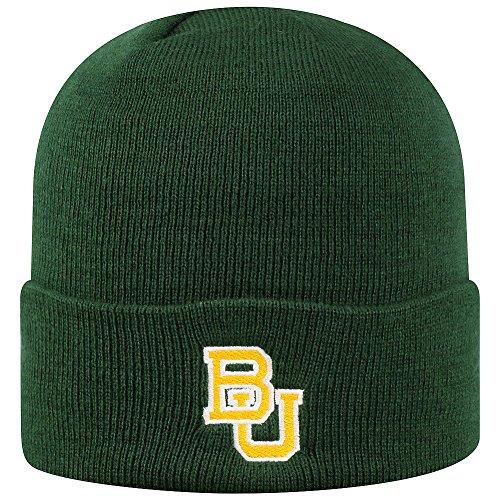 san francisco 8a451 ee5b2 Baylor Bears Cuffed Knit Hats