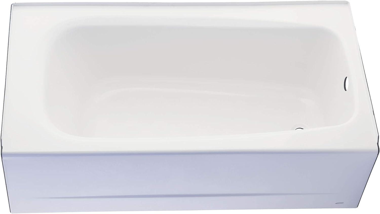 American Standard 2460002.011 Americast Soaking Bathtub