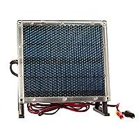 12-Volt Solar Panel Charger for 12V 8Ah ...
