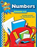 Numbers, Grades 1-2, Teacher Created Resources Staff, 0743933095
