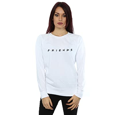 Absolute Cult Friends Femme Text Logo Sweat-Shirt