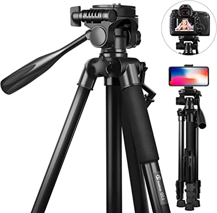 Amazon.com: GooFoto - Trípode para cámara Canon, Nikon, Sony ...