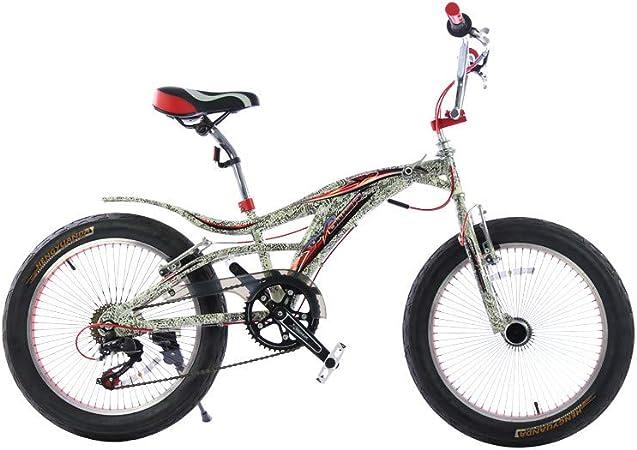 Riscko Wonduu Bicicleta BMX Silver Snake Bike 20 Liquidación ...
