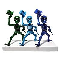 Grateful Dead Dancing Skeletons Bobblehead Set 2