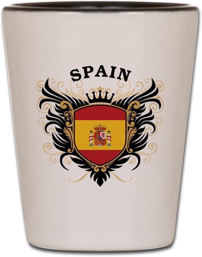 CafePress – España – Vaso de chupito vasos de chupito, único y divertido vasos de chupito: Amazon.es: Hogar