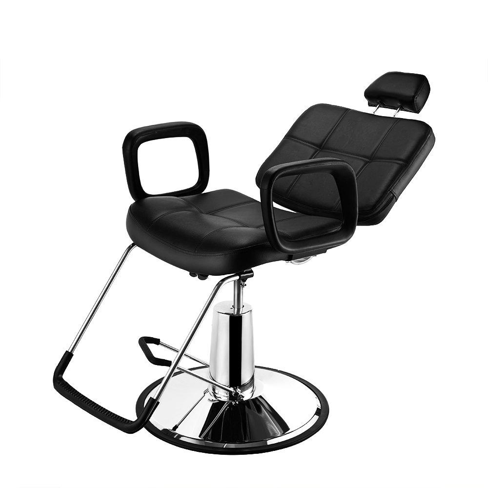 Put Down Hair Salons Haircut Chair Hairdressing Chair Barber Chair Hydraulic Lifting Chair 100% Guarantee
