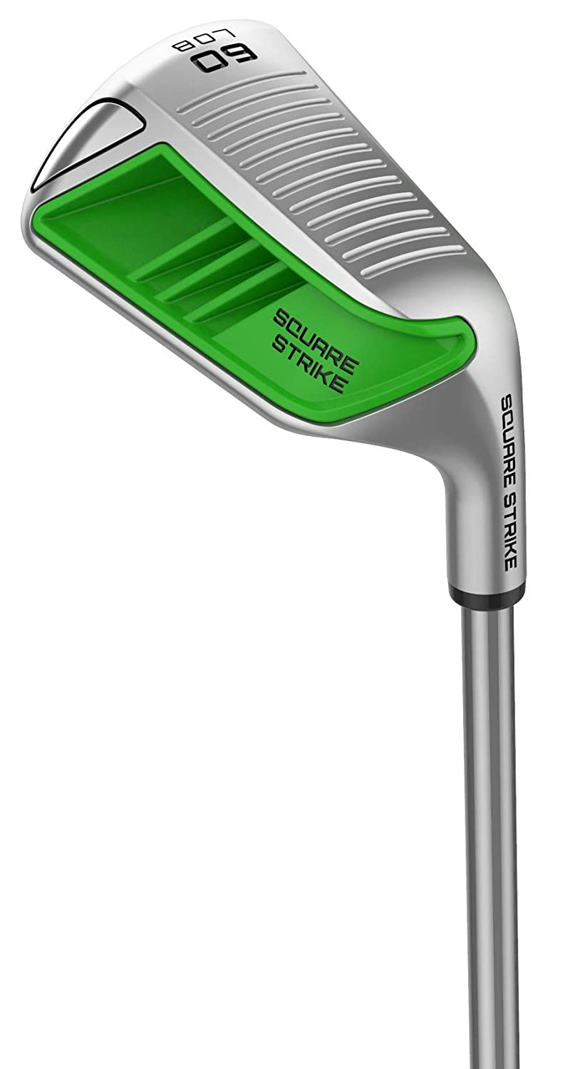 Square Strike Wedge -Pitching Chipping Wedge for Men Women -Legal for Tournament Play -Engineered by Hot List Winning Designer -Cut Strokes from Your Golf Game Fast