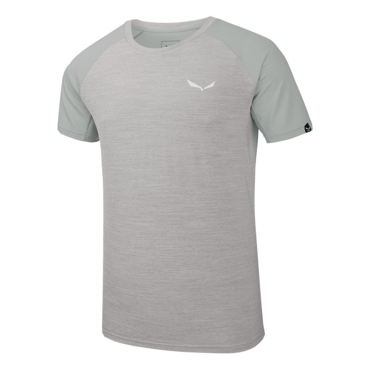SALEWA Pedroc Hybrid Dry Camiseta de Manga Corta Hombre