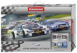 Carrera 20025212 - Evolution DTM Speed Attack, Spielbahnen
