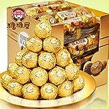 Ferrero Rocher Chocolates [16 x T3 Packs] 600g
