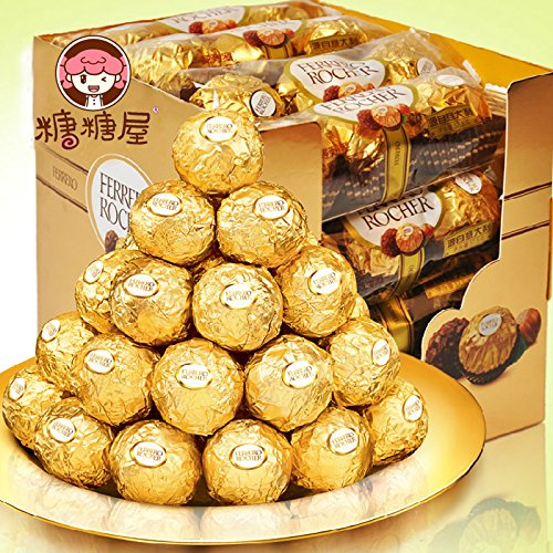 Ferrero Rocher Chocolates 16 X T3 Packs 600g Amazonin Grocery