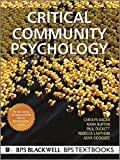 img - for Critical Community Psychology book / textbook / text book