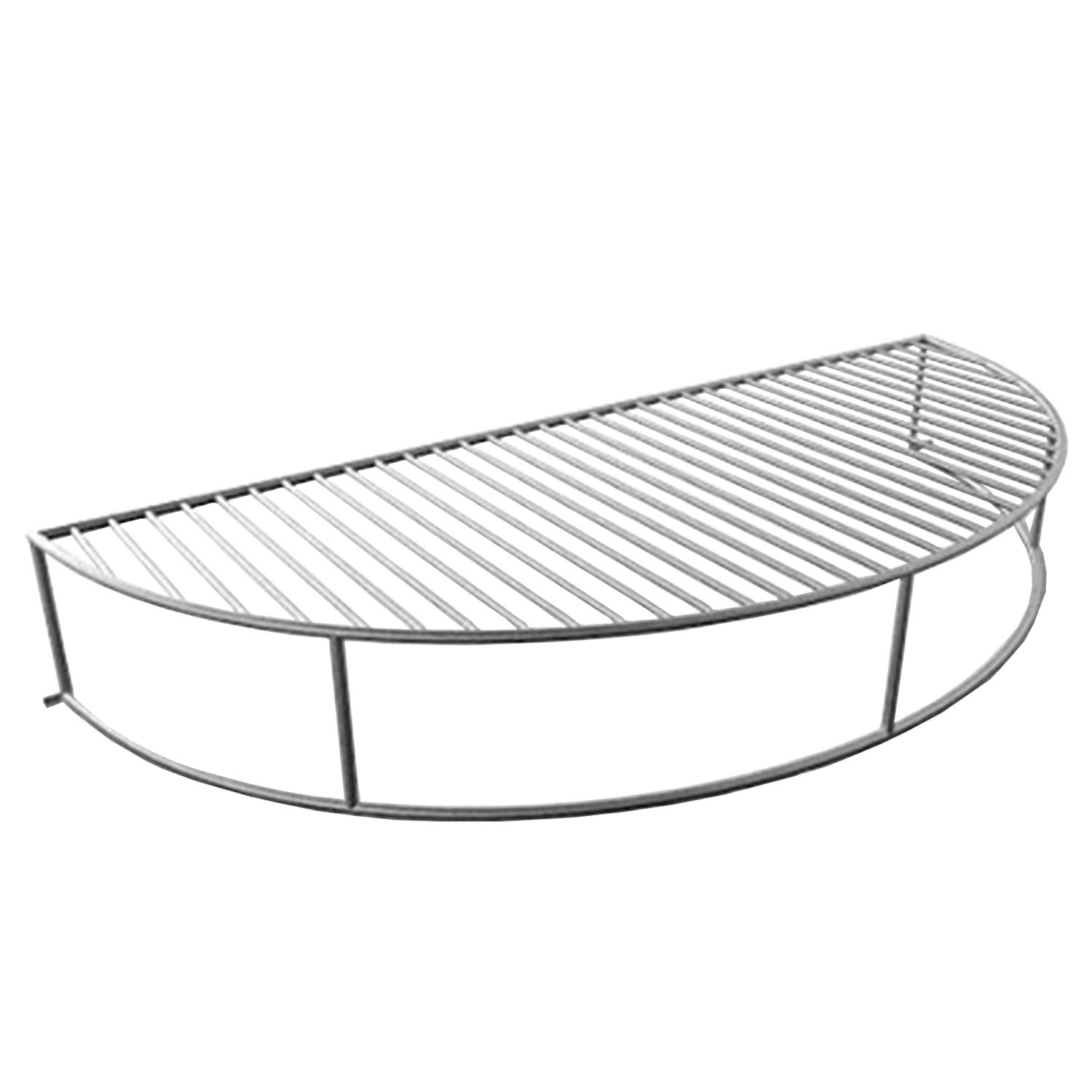 47CM One-Touch Weber charcoal grills Bar-B-Kettle charcoal Smokey Mountain Cooker smoker Gas Grill Bar.B.Q.S 44.45CM Replacement Cooking Grid Grates for Weber 7432 Kettle Grill Heavy Duty Fit 18.5