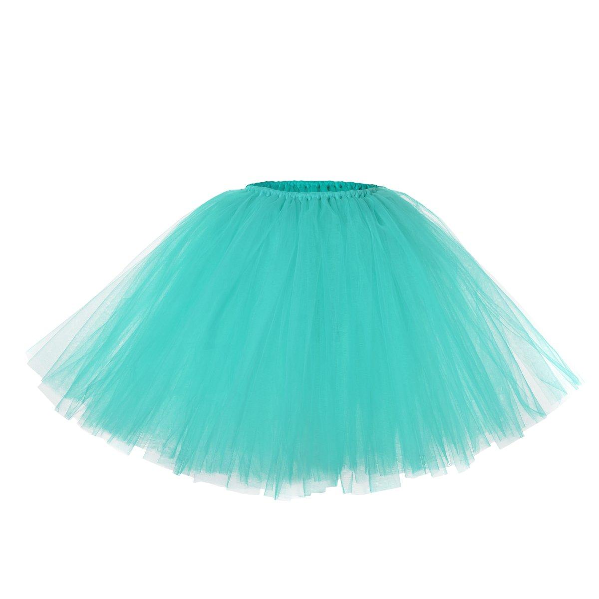 Flyingtutu Baby Girls Partially Lined Handmade Tutu Skirts