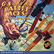 G-8 and His Battle Aces #33: Patrol of the Cloud Crusher | Robert J. Hogan