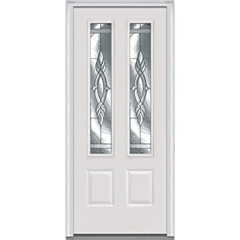 National Door Company Z022273R Steel Primed Right Hand In-swing Exterior Prehung  sc 1 st  Amazon.com & National Door Company Z022273R Steel Primed Right Hand In-swing ...